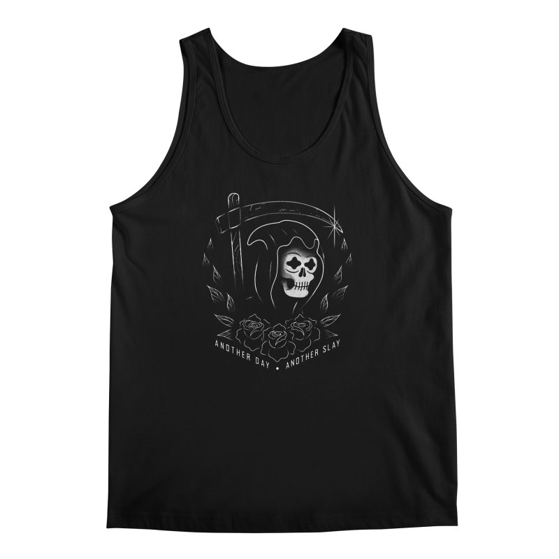 Another Day Another Slay Men's Tank by Jimmy Breen Artist Shop