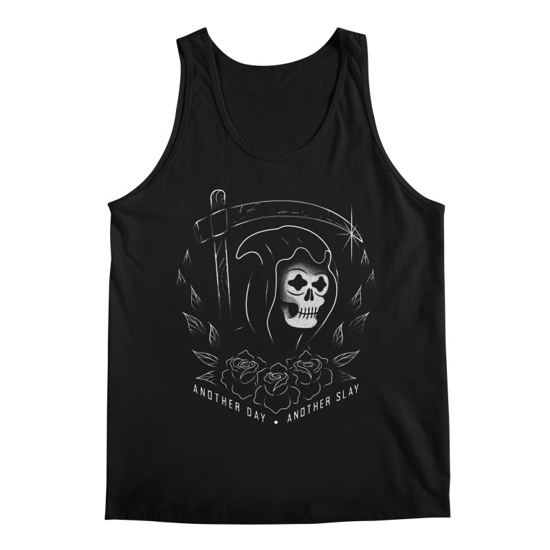 Another Day Another Slay Men's Regular Tank by Jimmy Breen Artist Shop