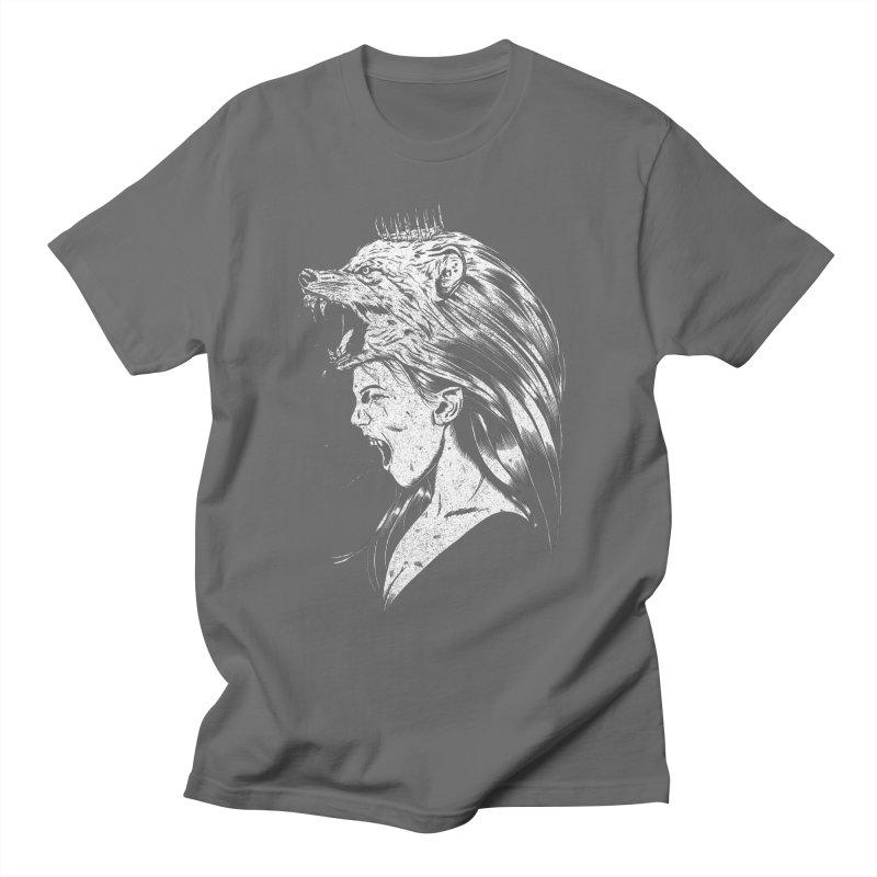 Queen of Anger Men's T-Shirt by Jimmy Breen Artist Shop