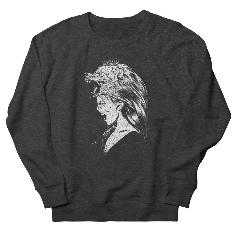 Queen of Anger Women's Sweatshirt by Jimmy Breen Artist Shop