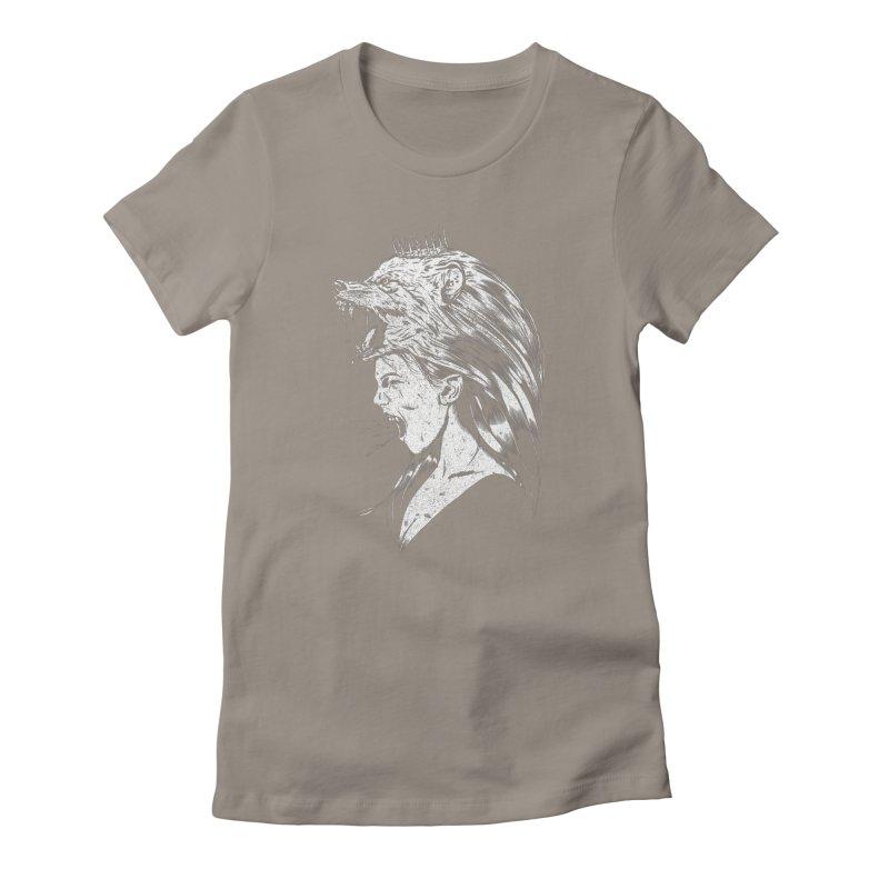 Queen of Anger Women's T-Shirt by Jimmy Breen Artist Shop