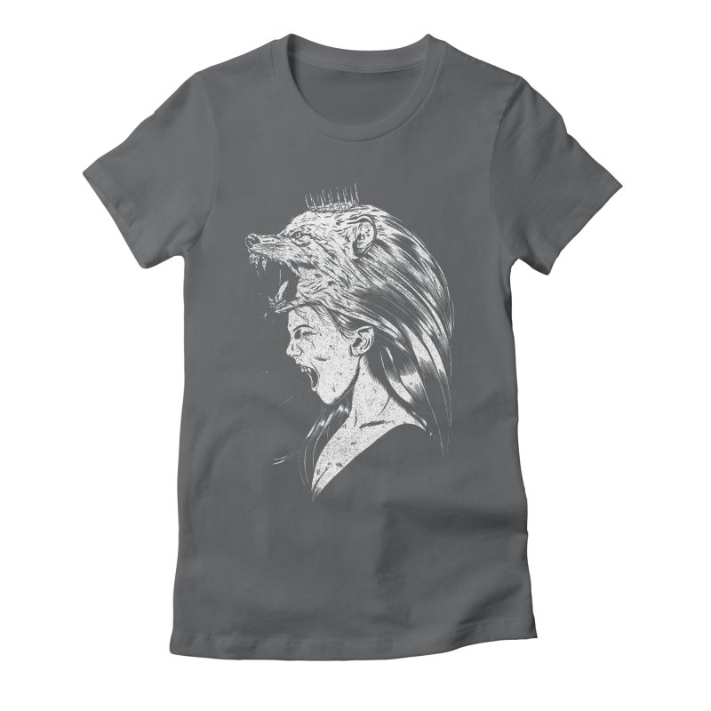 Queen of Anger Women's  by Jimmy Breen Artist Shop