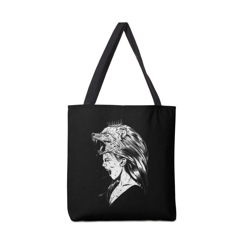 Queen of Anger Accessories Bag by Jimmy Breen Artist Shop