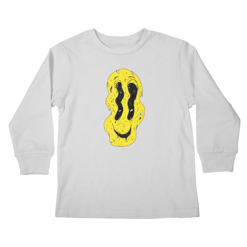Have A Weird Day Kids Longsleeve T-Shirt by Jimmy Breen Artist Shop