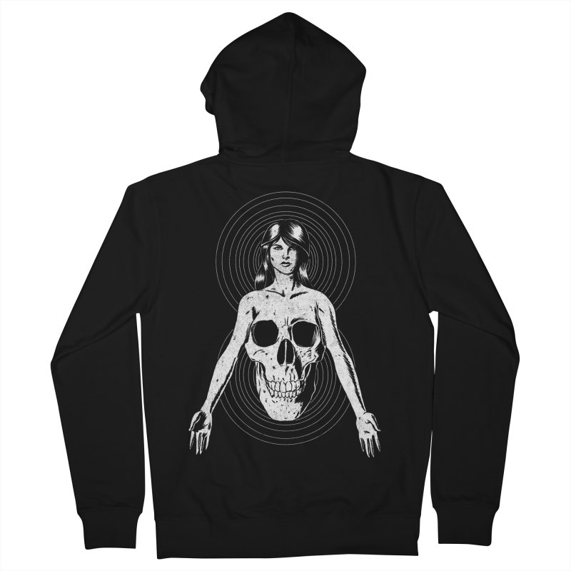 Part of Us Women's Zip-Up Hoody by Jimmy Breen Artist Shop