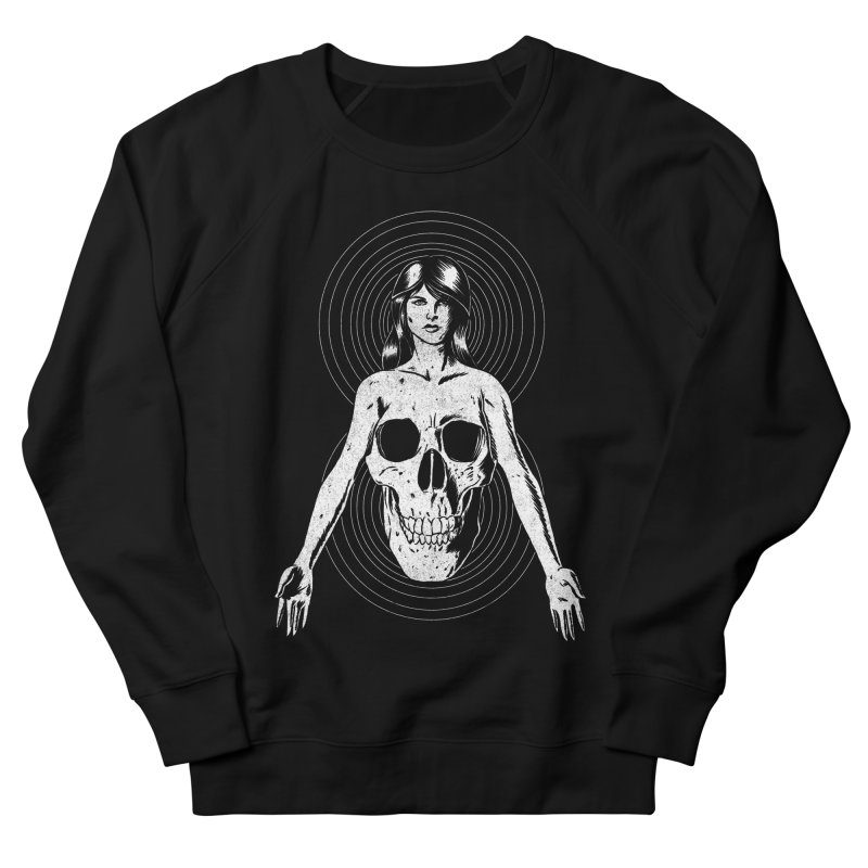 Part of Us Men's French Terry Sweatshirt by Jimmy Breen Artist Shop