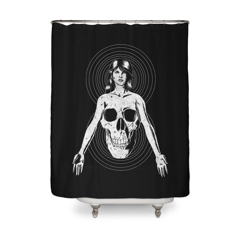 Part of Us Home Shower Curtain by Jimmy Breen Artist Shop
