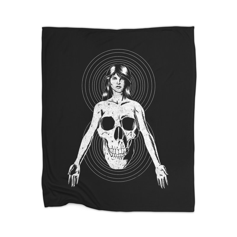 Part of Us Home Blanket by Jimmy Breen Artist Shop