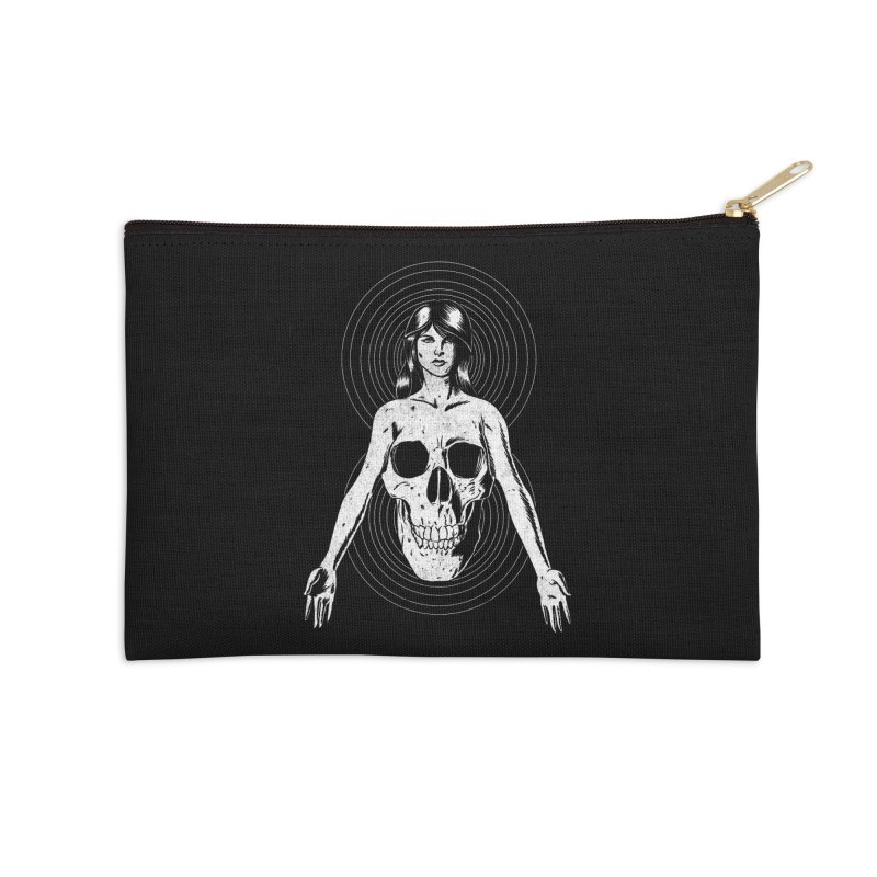 Part of Us Accessories Zip Pouch by Jimmy Breen Artist Shop