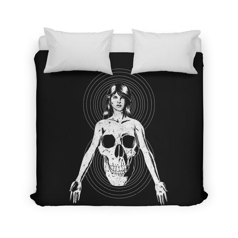 Part of Us Home Duvet by Jimmy Breen Artist Shop