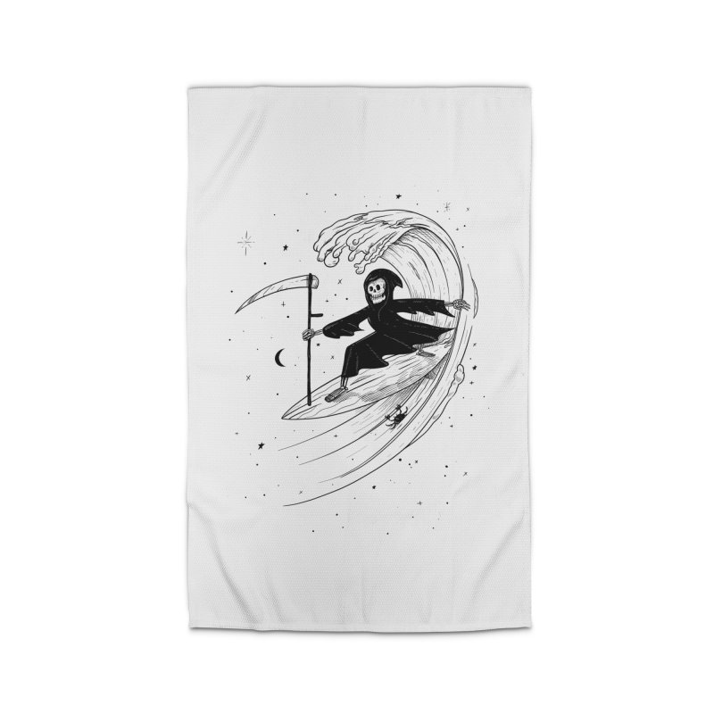 Surf's Up Home Rug by Jimmy Breen Artist Shop