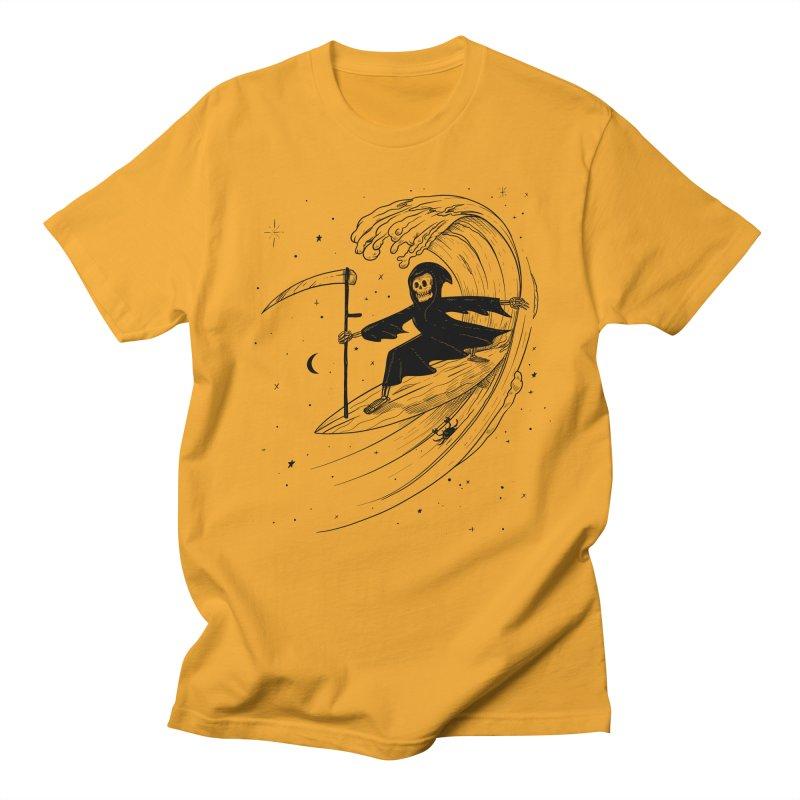 Surf's Up Women's T-Shirt by Jimmy Breen Artist Shop