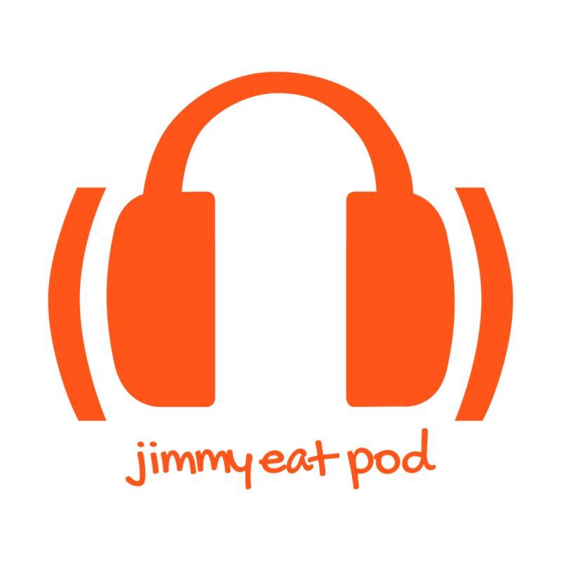 Headphones Men's T-Shirt by Jimmy Eat Pod's Shop