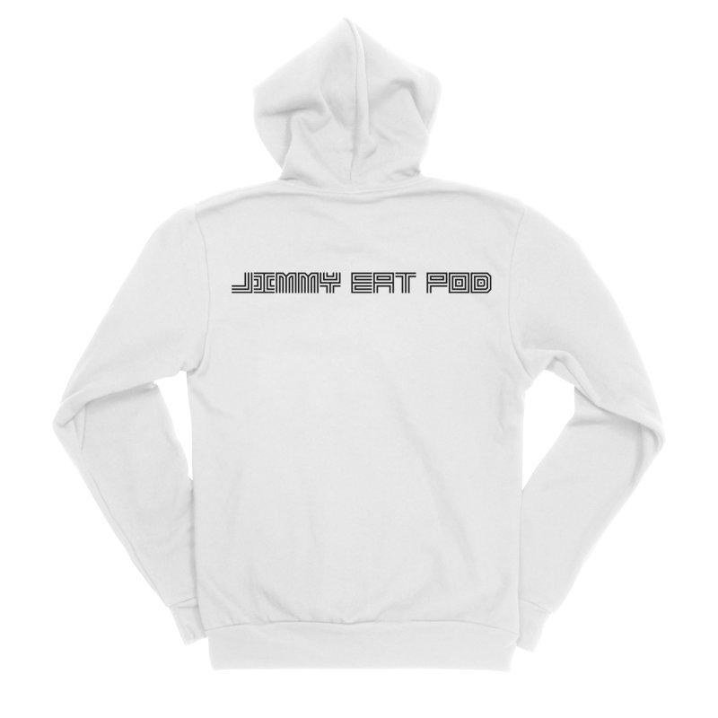 Pod-viving Men's Zip-Up Hoody by Jimmy Eat Pod's Shop