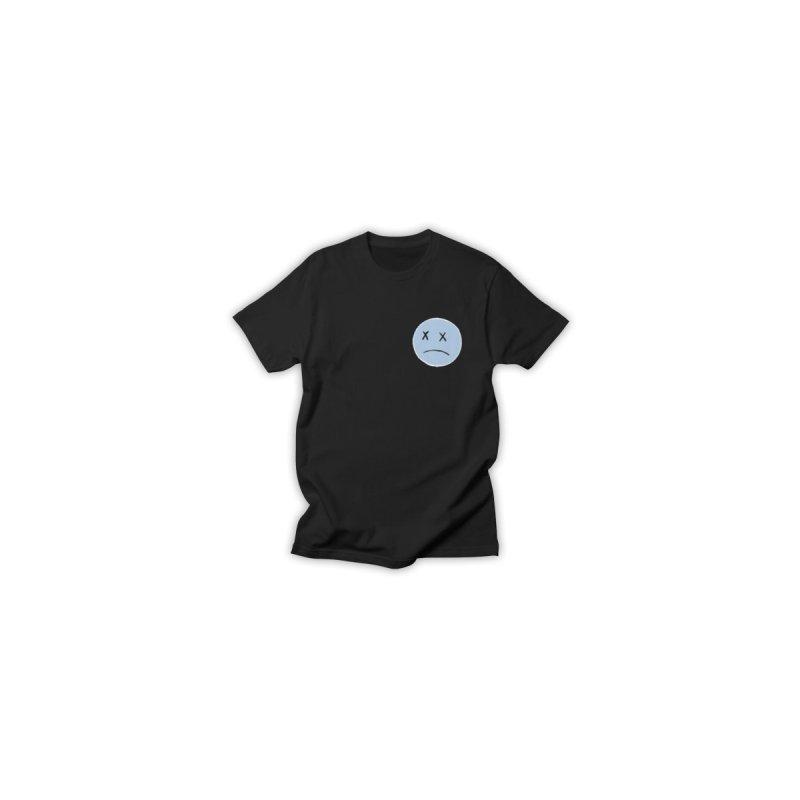 SADBOY LOGO TEE V2 - BLACK Men's T-Shirt by JimmyITK