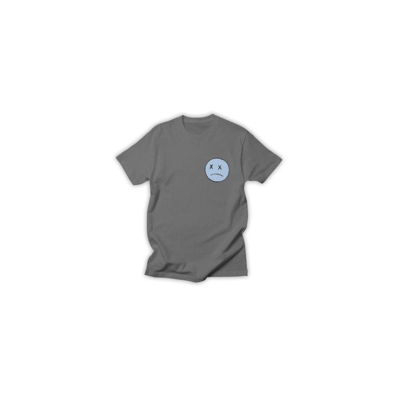 SADBOY LOGO TEE V2 - GREY Women's T-Shirt by JimmyITK
