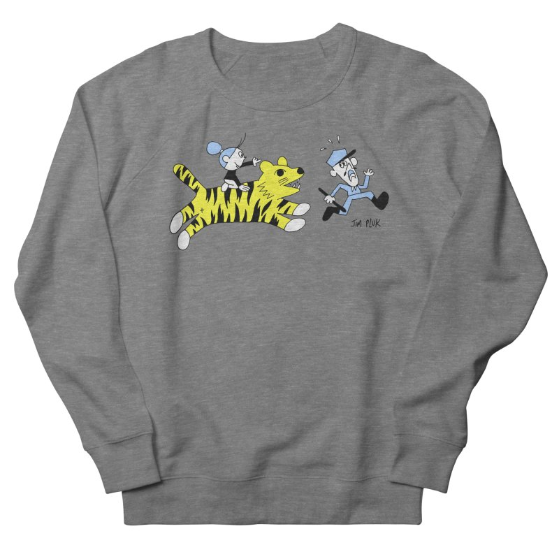 da police Men's Sweatshirt by jimpluk's Artist Shop