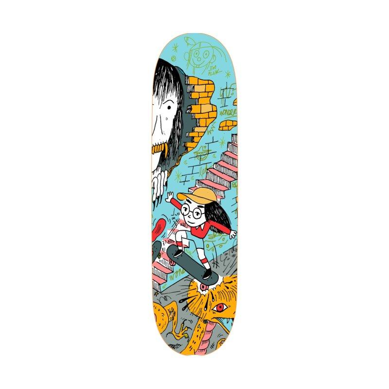 skate your fears by jimpluk's Artist Shop