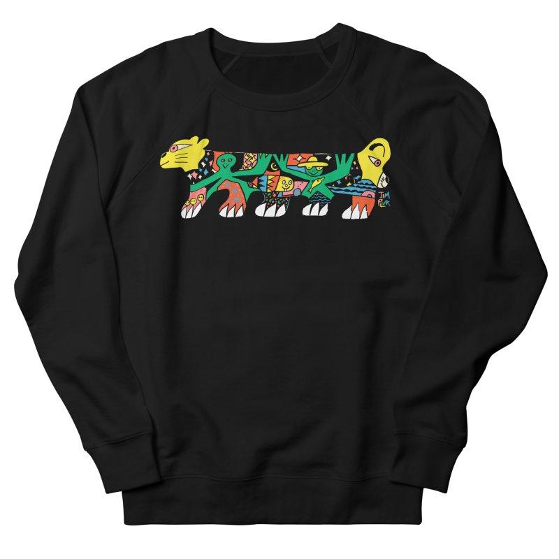 lyon Women's French Terry Sweatshirt by jimpluk's Artist Shop