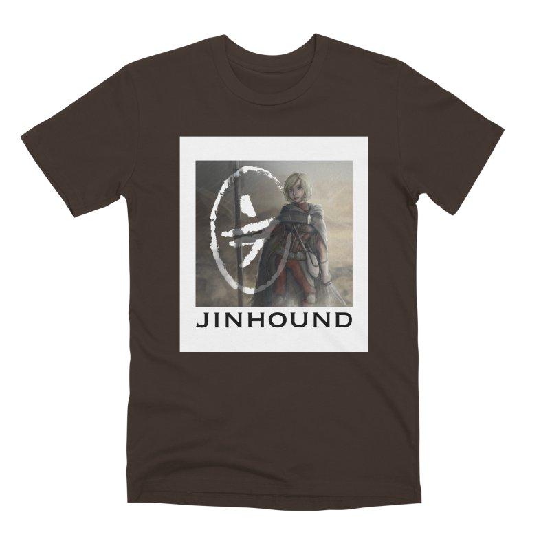 Mylene Men's Premium T-Shirt by jinhound's Artist Shop