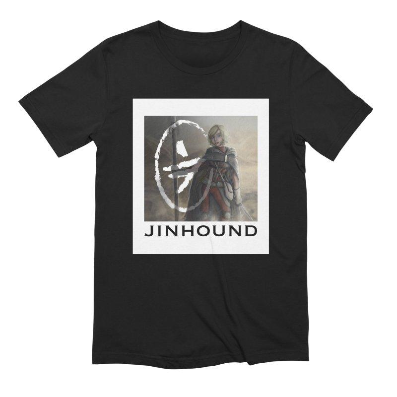 Mylene Men's Extra Soft T-Shirt by jinhound's Artist Shop