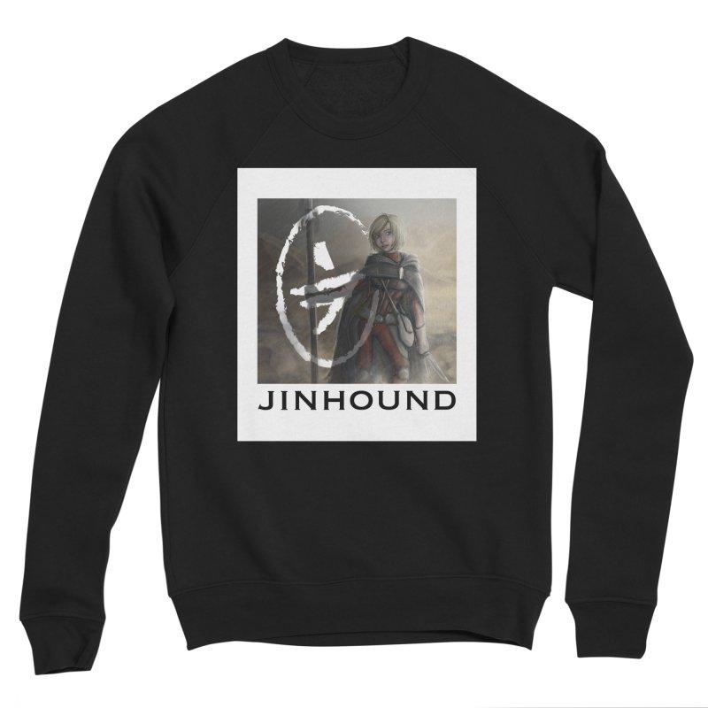 Mylene Women's Sponge Fleece Sweatshirt by jinhound's Artist Shop