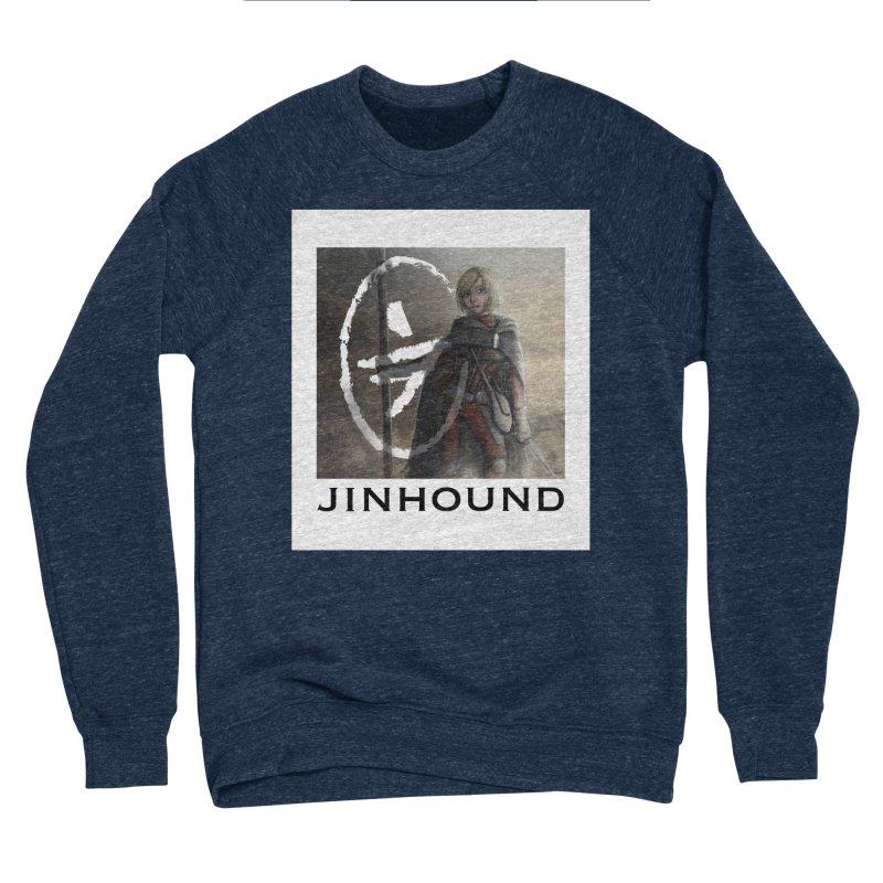 Mylene Men's Sponge Fleece Sweatshirt by jinhound's Artist Shop