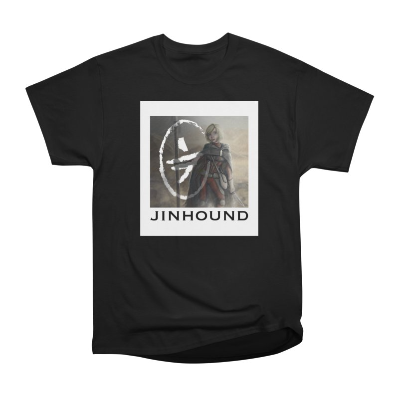 Mylene Men's Heavyweight T-Shirt by jinhound's Artist Shop