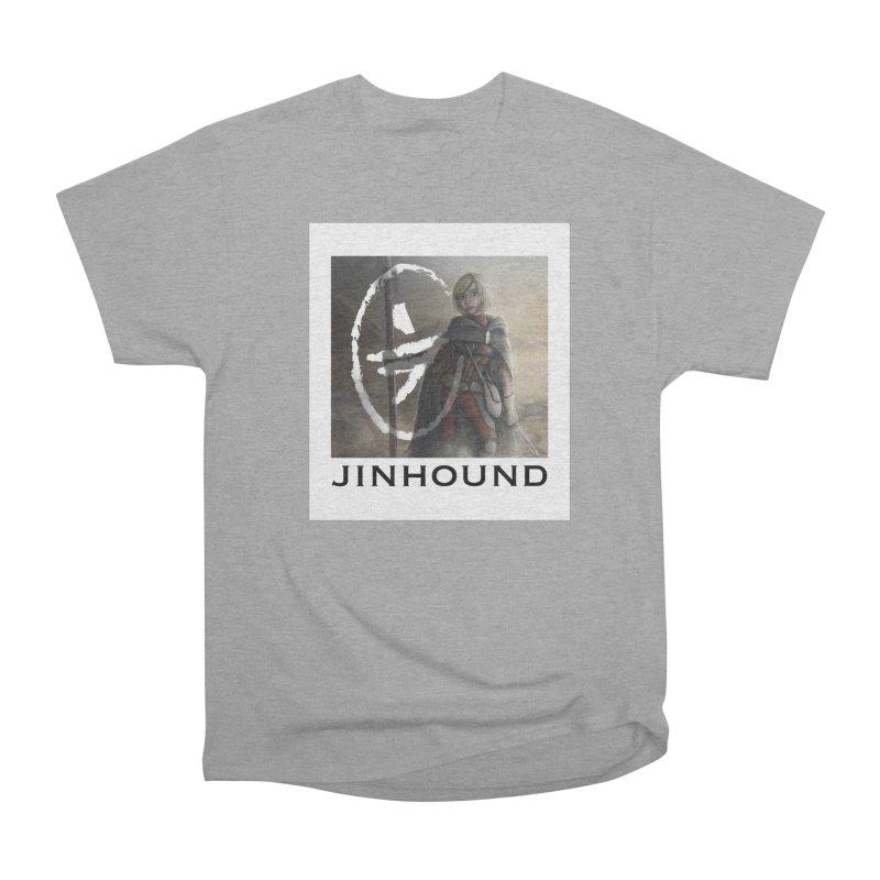 Mylene Women's Heavyweight Unisex T-Shirt by jinhound's Artist Shop