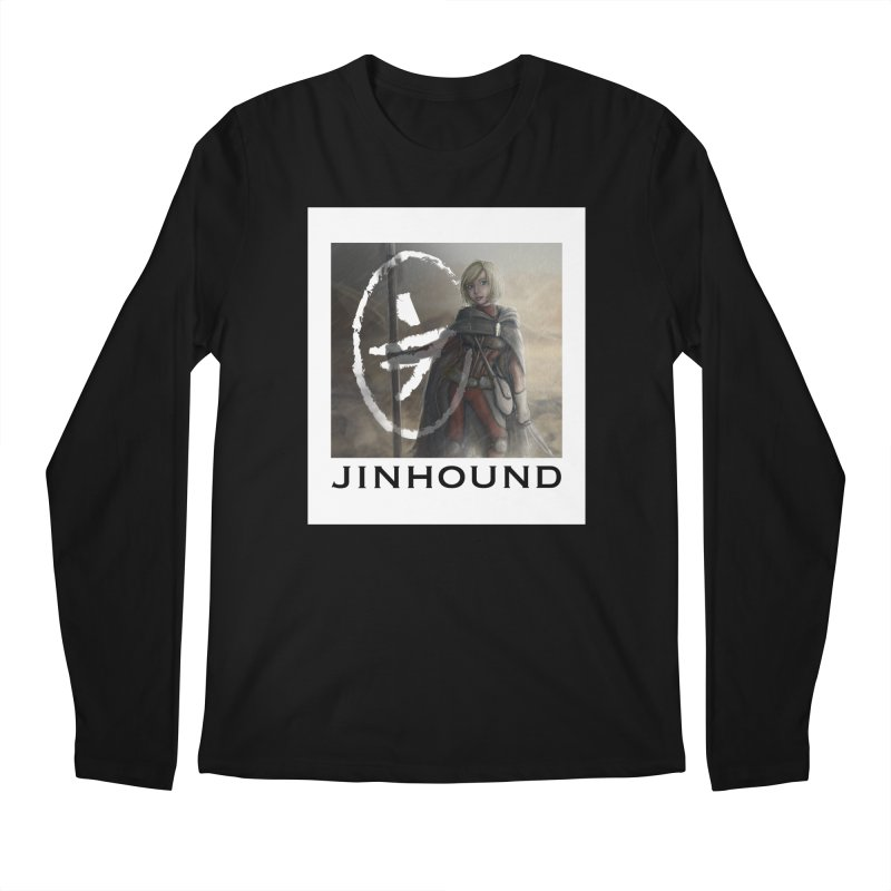 Mylene Men's Regular Longsleeve T-Shirt by jinhound's Artist Shop