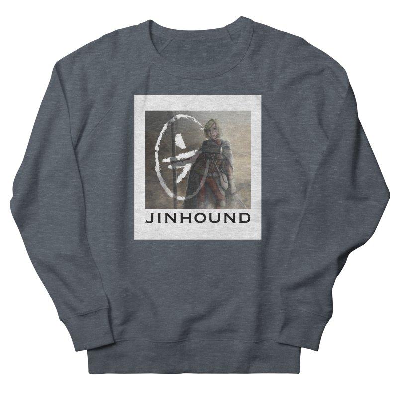 Mylene Men's French Terry Sweatshirt by jinhound's Artist Shop