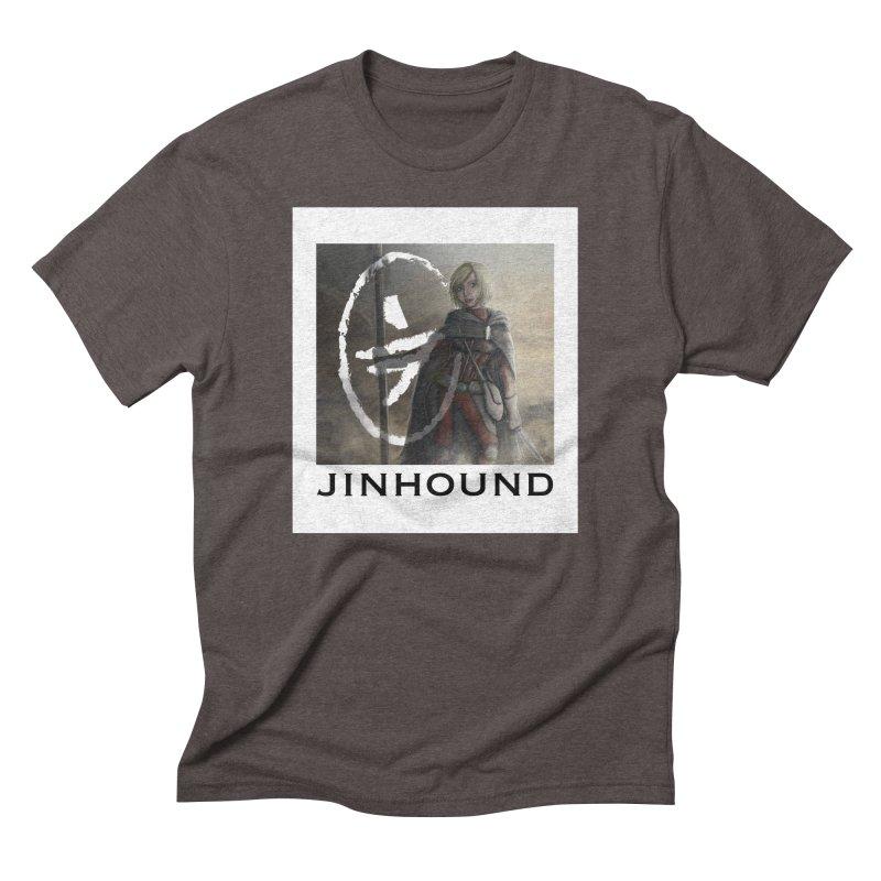 Mylene Men's Triblend T-Shirt by jinhound's Artist Shop