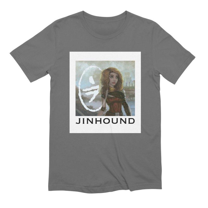 Warrior Men's Extra Soft T-Shirt by jinhound's Artist Shop