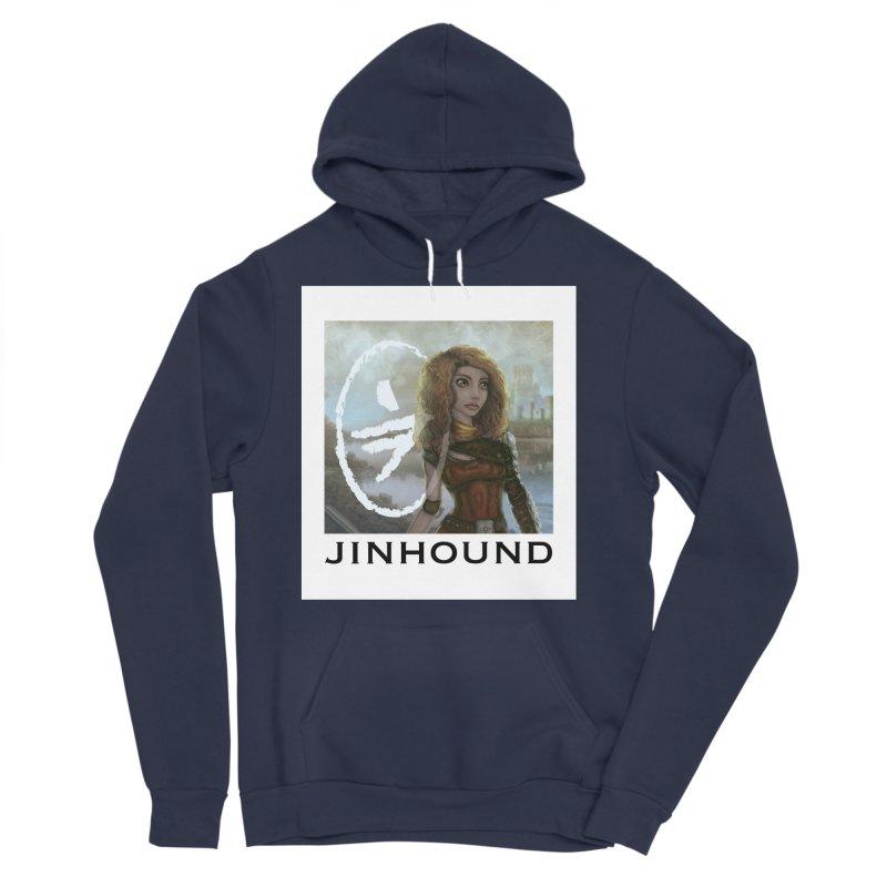 Warrior Men's Sponge Fleece Pullover Hoody by jinhound's Artist Shop