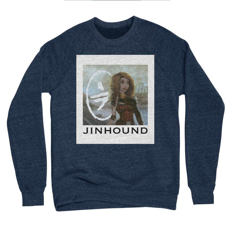 Warrior Women's Sponge Fleece Sweatshirt by jinhound's Artist Shop