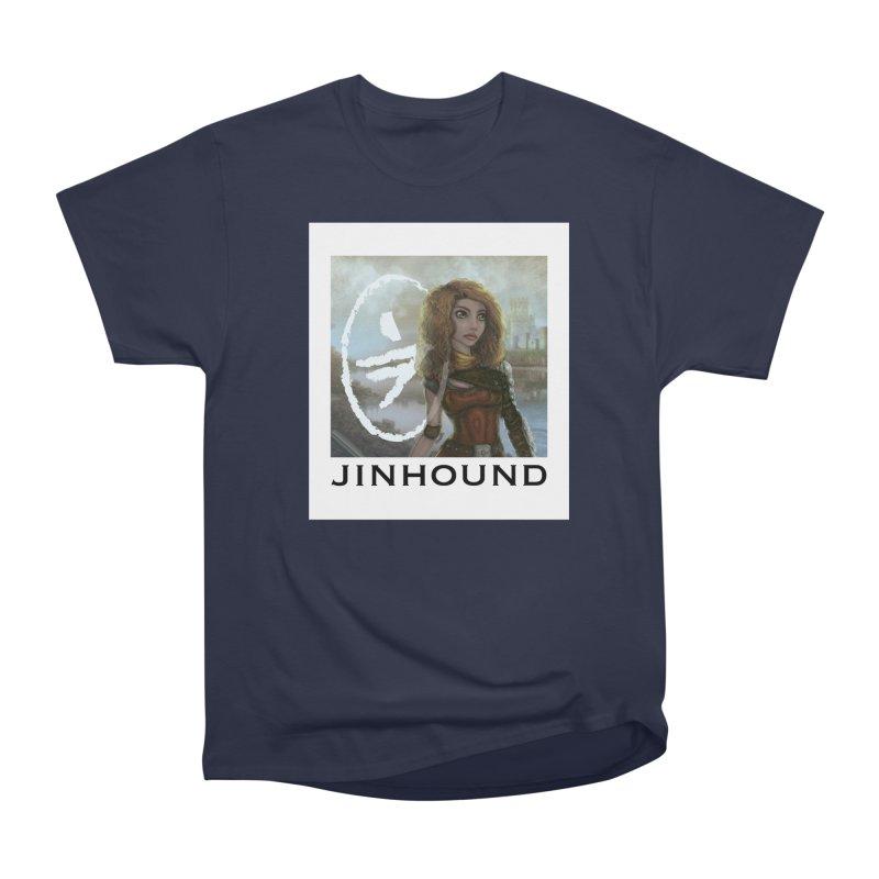 Warrior Women's Heavyweight Unisex T-Shirt by jinhound's Artist Shop