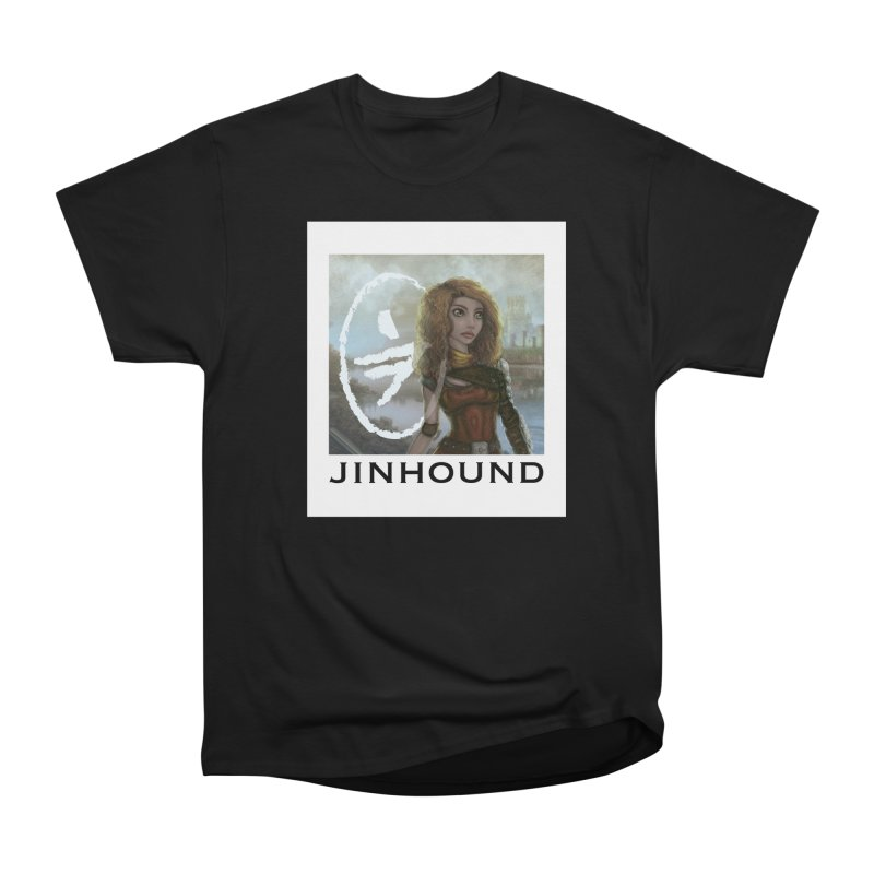 Warrior Men's Heavyweight T-Shirt by jinhound's Artist Shop