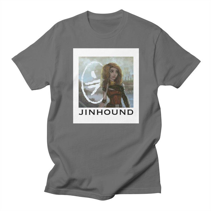 Warrior Men's T-Shirt by jinhound's Artist Shop