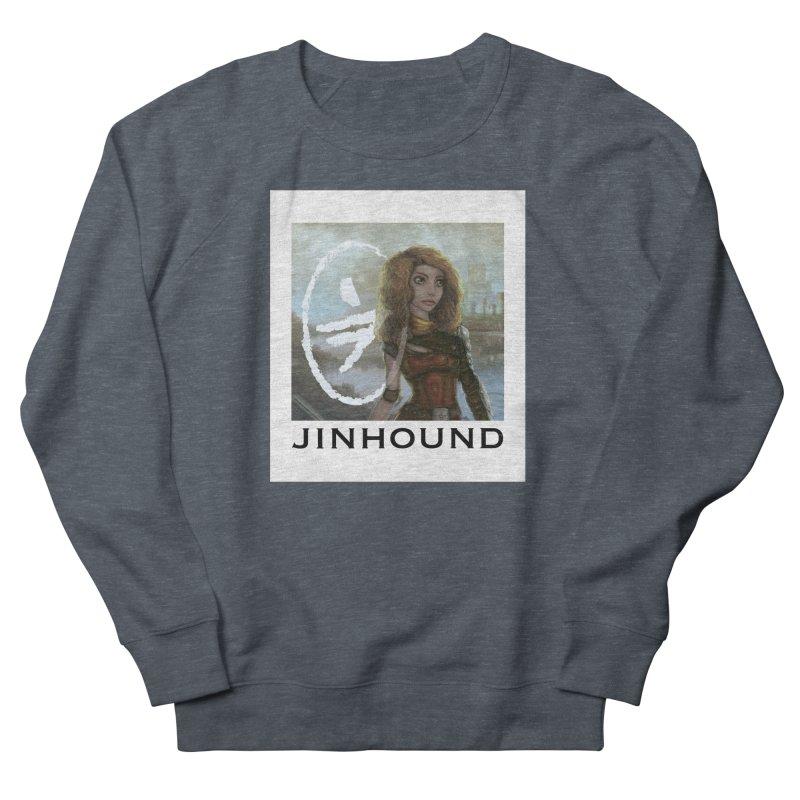 Warrior Women's French Terry Sweatshirt by jinhound's Artist Shop