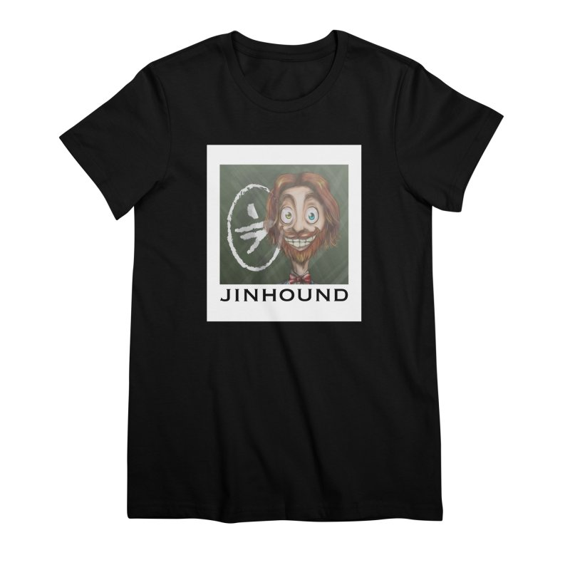 ...then it got weirder...(Oscar de Fraisanges 2) Women's Premium T-Shirt by jinhound's Artist Shop
