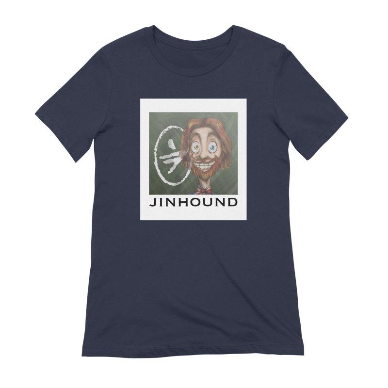 ...then it got weirder...(Oscar de Fraisanges 2) Women's Extra Soft T-Shirt by jinhound's Artist Shop