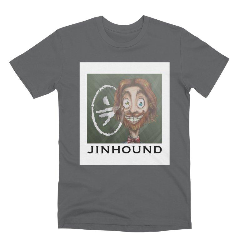 ...then it got weirder...(Oscar de Fraisanges 2) Men's Premium T-Shirt by jinhound's Artist Shop