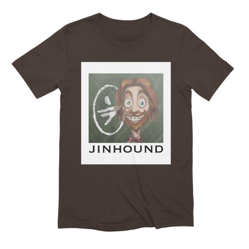 ...then it got weirder...(Oscar de Fraisanges 2) Men's Extra Soft T-Shirt by jinhound's Artist Shop