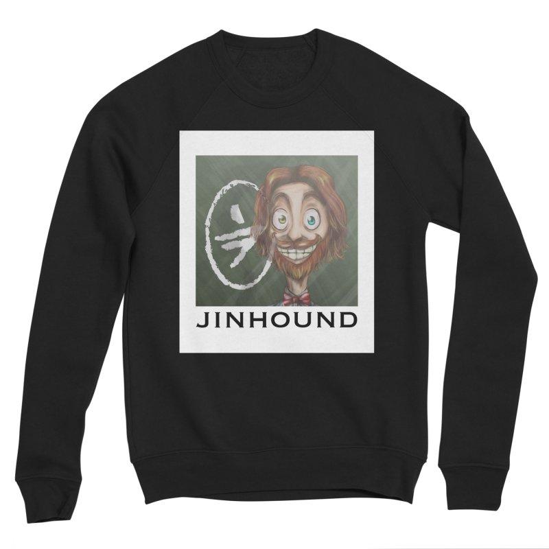 ...then it got weirder...(Oscar de Fraisanges 2) Men's Sponge Fleece Sweatshirt by jinhound's Artist Shop