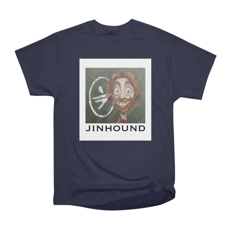 ...then it got weirder...(Oscar de Fraisanges 2) Men's Heavyweight T-Shirt by jinhound's Artist Shop