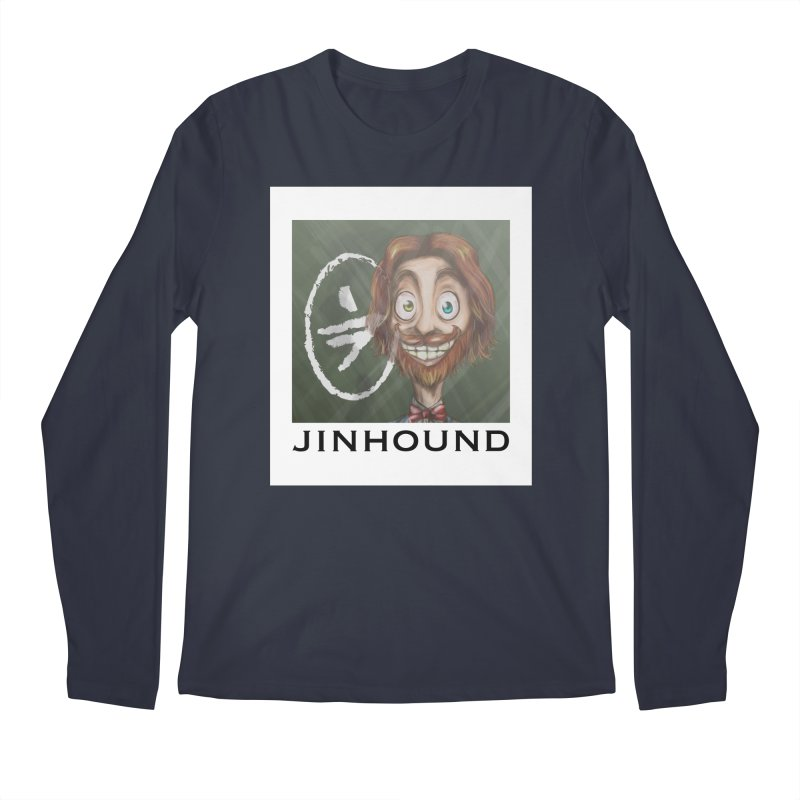 ...then it got weirder...(Oscar de Fraisanges 2) Men's Regular Longsleeve T-Shirt by jinhound's Artist Shop