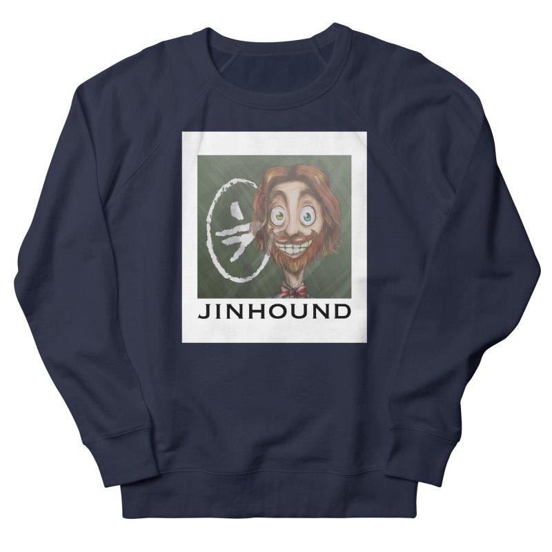 ...then it got weirder...(Oscar de Fraisanges 2) Women's French Terry Sweatshirt by jinhound's Artist Shop