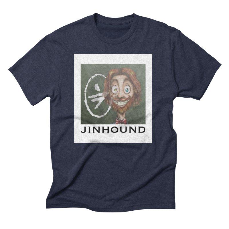 ...then it got weirder...(Oscar de Fraisanges 2) Men's Triblend T-Shirt by jinhound's Artist Shop