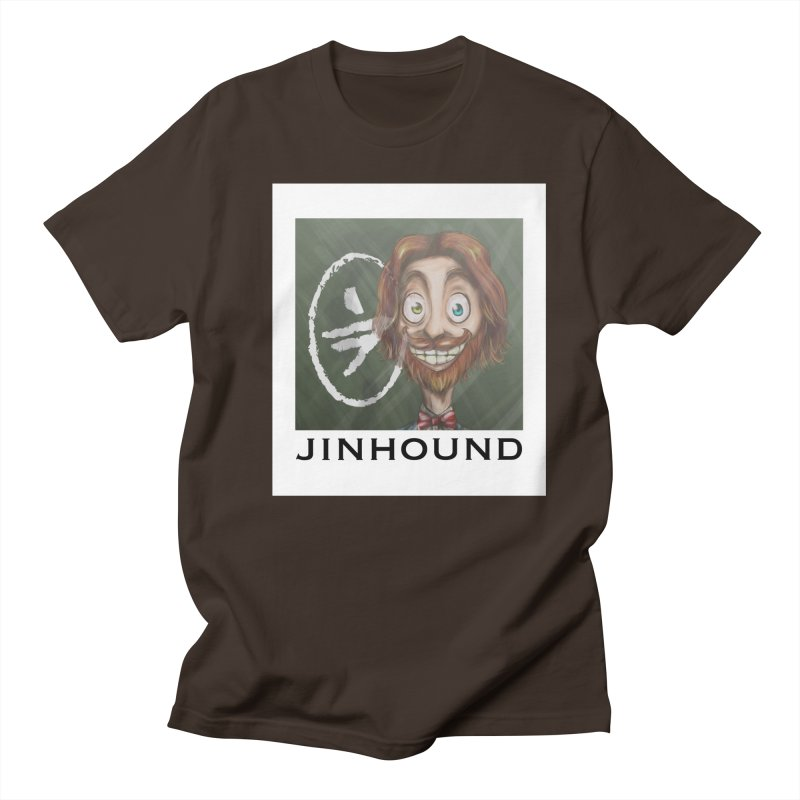 ...then it got weirder...(Oscar de Fraisanges 2) Men's Regular T-Shirt by jinhound's Artist Shop