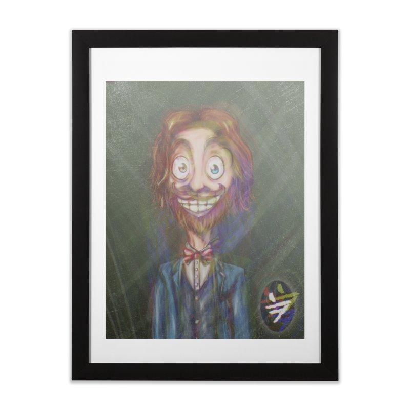 ...then it got weirder...(Oscar de Fraisanges 2) Home Framed Fine Art Print by jinhound's Artist Shop